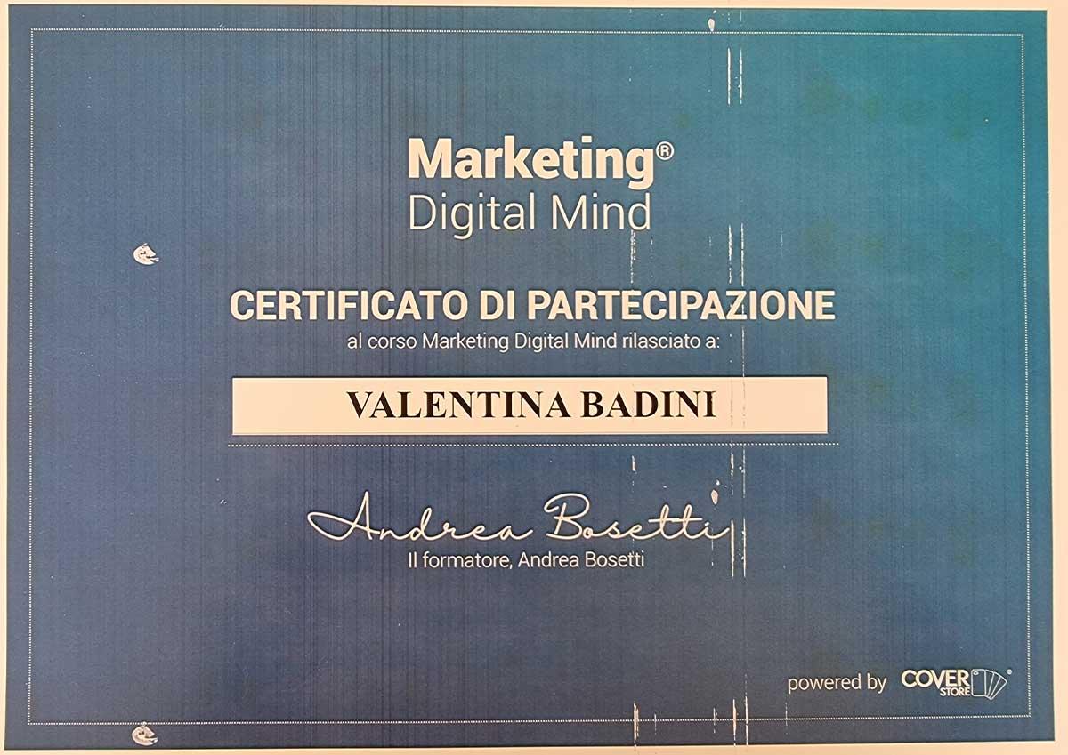 certificazione-digital-marketing-valentina-badini